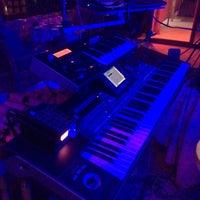 Photo taken at blue moon havuz & bar by Erman G. on 11/20/2015