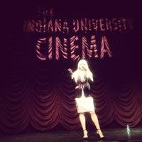Photo taken at Indiana University Cinema by Alexander Z. on 3/7/2015
