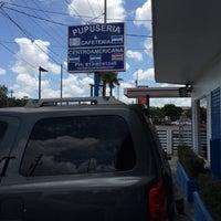 Photo taken at Pupuseria y Cafeteria Centroamericano by Mildalia B. on 6/27/2014