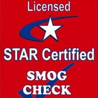 Star Station Smog Check 2