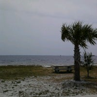 Photo taken at Shell Point Beach by Joni F. on 5/10/2013