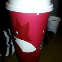 Photo taken at Starbucks by Eunice C. on 11/24/2012
