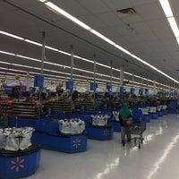 Photo taken at Walmart Supercenter by Ramon M. on 5/22/2016