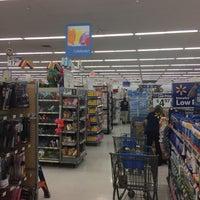 Photo taken at Walmart Supercenter by Ramon M. on 5/25/2016