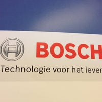 Photo taken at Bosch Car Service Barneveld by Jos d. on 10/17/2012