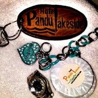 Photo taken at Pandu Hotel Lakeside Parapat by Puteri J. on 11/7/2013