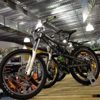 Photo taken at Goldcross Cycles by rudiard d. on 9/28/2012