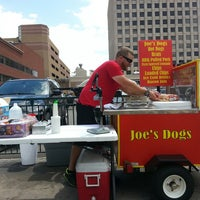 Photo taken at Joe's Dogs by Timothy T. on 6/17/2013