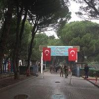 Photo taken at Ezine 3. Jandarma Eğitim Tabur Komutanlığı by Glsm G. on 1/12/2018