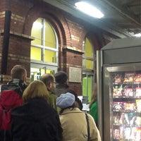 Das Foto wurde bei Bahnhof Jena West von Anna L. am 11/9/2014 aufgenommen