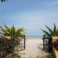 Photo taken at Samui Beach Village Hotel by Alina R. on 7/2/2016