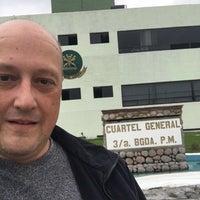 Photo taken at Campo Militar San Miguel De Los Jagüeyes by Juan de Dios A. on 11/12/2016