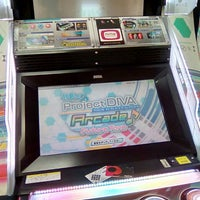 Photo taken at アミュージアム 昭島店 by Shuma Y. on 6/17/2015