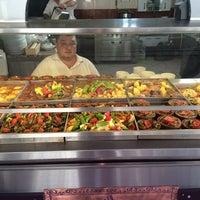 Photo taken at Osmanlı Restaurant & Cafe by Ferhat Y. on 6/30/2014