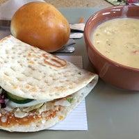 Photo taken at Panera Bread by Osman on 8/17/2014