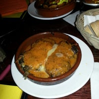 Photo taken at Tapas Las Ramblas by In Vitis Veritas on 11/3/2012