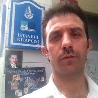 Photo taken at Istanbul Kitapcisi by Baran K. on 5/28/2014