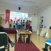 Photo taken at Aydın İstiklal Anaokulu by Güler K. on 1/19/2017
