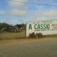 Photo taken at Pousada Cardoso by Caiam B. on 6/19/2014