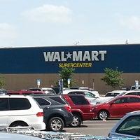 Photo taken at Walmart Supercenter by George S. on 8/11/2013