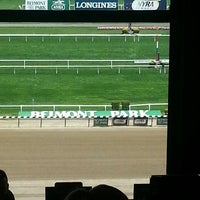 Photo taken at Belmont Park Racetrack by Shara on 5/12/2013