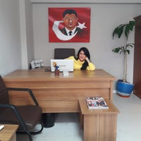 Photo taken at Duman Hukuk Bürosu by Yasemin I. on 3/6/2018