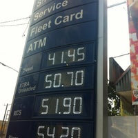 Photo taken at Petron by AebbyGurl on 1/27/2013