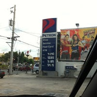 Photo taken at Petron by AebbyGurl on 12/27/2012