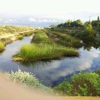Photo taken at Dominguez Gap Wetlands by Dan W. on 10/21/2012
