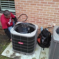 Photo taken at Elite Comfort Air Conditioning & Heating by Chris C. on 5/28/2014