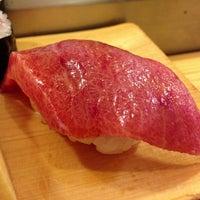 Photo taken at Daiwa Sushi by Atsushi F. on 6/1/2013