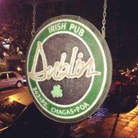 Photo taken at Dublin Irish Pub by Rafael D. on 4/29/2013