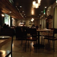 Photo taken at Tiburon Tavern by Chris D. on 11/2/2012