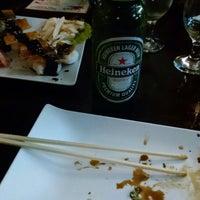 """Photo taken at Izaya Japanese Food by Julierme """"Julix"""" P. on 2/14/2015"""