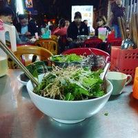 Photo taken at Bún Bò Huế Bà Hoa 2 by Thinh V. on 11/11/2016