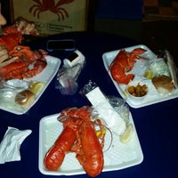 Photo taken at San Pedro Lobster Fest by JoAnna P. on 9/13/2014