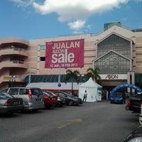 Photo taken at AEON Taman Maluri Shopping Centre by Ayum L. on 2/1/2013