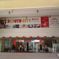 Photo taken at South City Plaza by Ayum L. on 2/22/2013