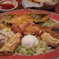 Photo taken at Paradiso Mexican Restaurant by Autumn B. on 7/28/2014