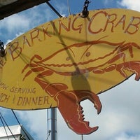Photo taken at The Barking Crab by Robert P. on 8/28/2012