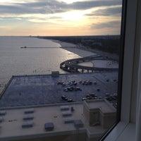 Photo taken at Beau Rivage Resort & Casino by Sandra A. on 4/25/2012