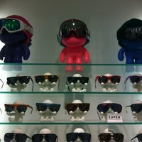 Photo taken at Three Monkeys Eyewear by Minji S. on 5/3/2012