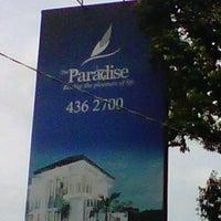 Photo taken at Kantor Pemasaran Perum.  The Paradise by Upik W. on 9/13/2012