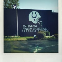 Colts Complex Indiana Farm Bureau Football Center Football