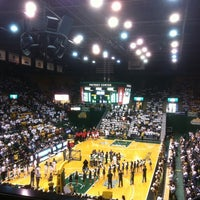 Photo taken at EagleBank Arena by Chris M. on 2/18/2012