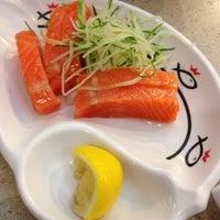 Photo taken at Sushi King by Jazlan A. on 8/31/2012