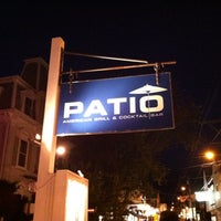 Photo taken at Patio American Grill by Martin K. on 9/3/2012