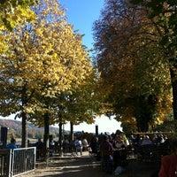 Photo taken at Schillergarten by Clemens S. on 10/20/2012