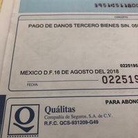 Photo taken at Palacio De Justicia by Daniel O. on 8/23/2018