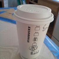 Photo taken at Starbucks by Eric G. on 9/23/2012